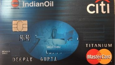 Citibank Indianoil Card